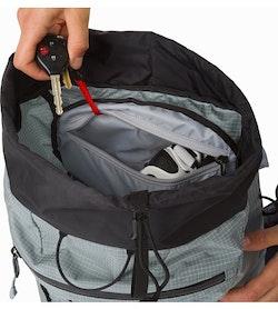 Alpha AR 20 Backpack Robotica Internal Security Pocket