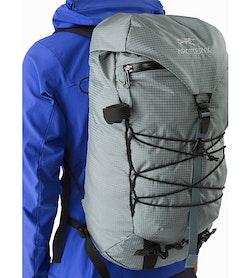 Alpha AR 20 Backpack Robotica Side