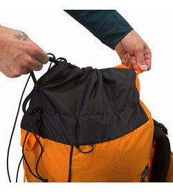 Alpha AR 35 Backpack Beacon Top Closure Release