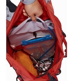 Alpha AR 35 Backpack Dynasty Main Compartment 2