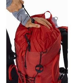 Alpha AR 35 Backpack Dynasty Top Closure Cinch 2