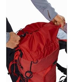Alpha AR 35 Backpack Dynasty Top Closure Cinch
