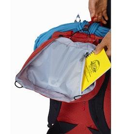 Alpha AR 35 Backpack Dynasty Top Lid Pocket