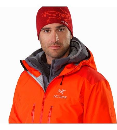Alpha AR Jacket Flare Open Collar