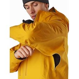 Alpha AR Jacket Quantum Pit Zip