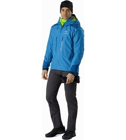 Alpha AR Jacket Thalassa Full Body