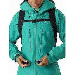 Alpha AR Jacket Women's Illusion Hand Pocket