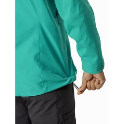 Alpha AR Jacket Women's Illusion Hem Adjuster