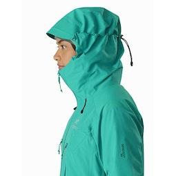 Alpha AR Jacket Women's Illusion Hood
