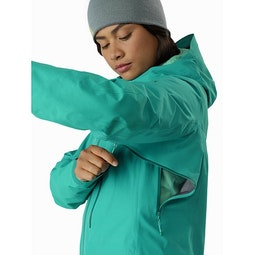 Alpha AR Jacket Women's Illusion Pit Zip