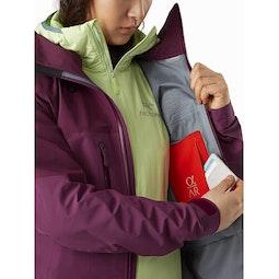 Alpha AR Jacket Women's Rhapsody Internal Security Pocket