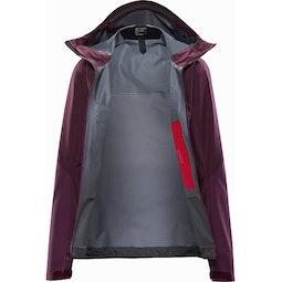 Alpha AR Jacket Women's Rhapsody Internal View