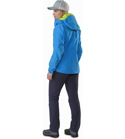 e462517ca60023 Alpha AR Jacket Women's Sonora Back View