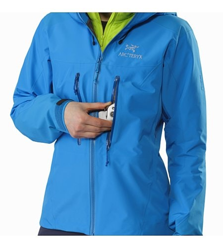 Alpha AR Jacket Women's Sonora Chest Pocket