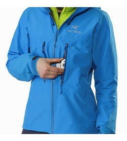 acded931e194e5 Alpha AR Jacket Women's Sonora Chest Pocket
