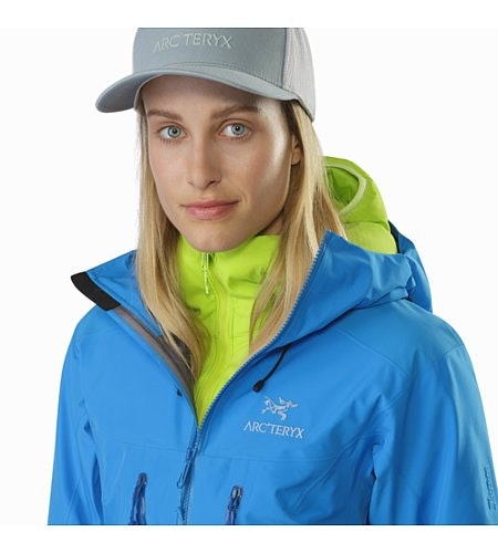 Alpha AR Jacket Women's Sonora Collar