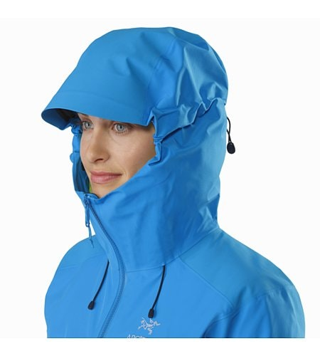 Alpha AR Jacket Women's Sonora Hood Up