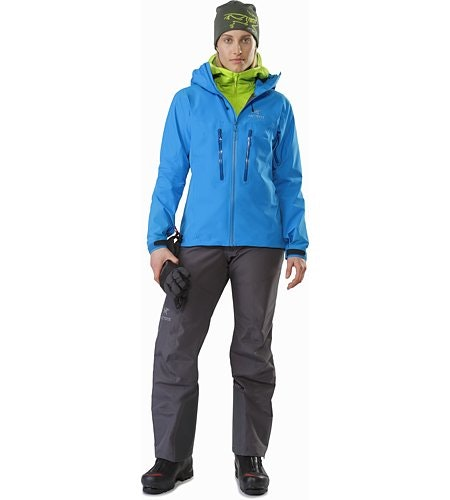 Alpha AR Jacket Women's Sonora Outfit