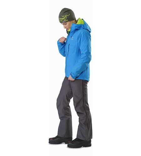 Alpha AR Jacket Women's Sonora Side View