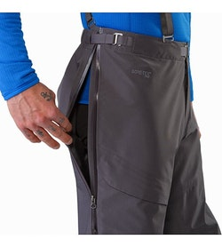 Alpha AR Pant Pilot Side Zipper