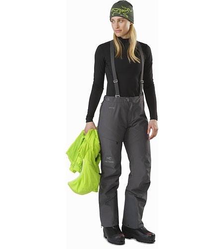 Pantalon Alpha AR Femme Pilot Vue de face