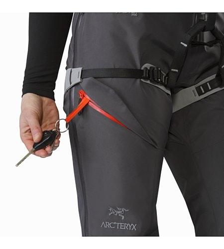 Pantalon Alpha AR Femme Pilot Porte-clés