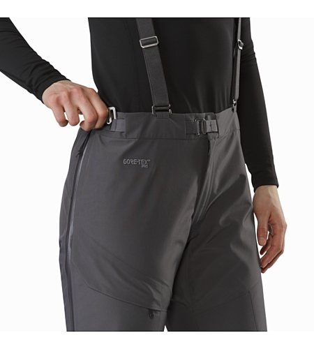 Alpha AR Pant Women's Pilot Side Zipper Adjuster