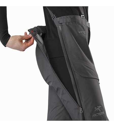 Alpha AR Pant Women's Pilot Side Zipper
