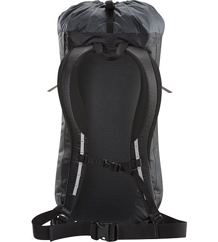 Alpha FL 30 Backpack Black Suspension
