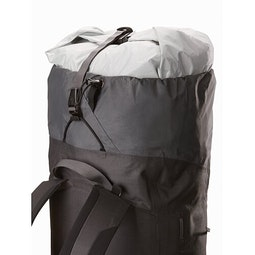Alpha FL 30 Backpack Carbon Copy Extendable Top Lid