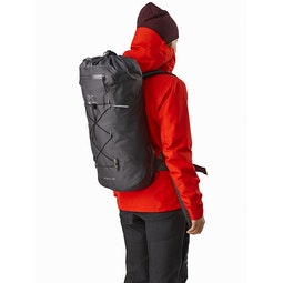 Alpha FL 30 Backpack Carbon Copy Side View