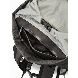 Alpha FL 30 Backpack Carbon Copy Top Access