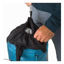 Alpha FL 30 Backpack Dark Firoza Top Closure Release