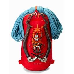 Alpha FL 40 Backpack Dynasty Ice Axe Attachment