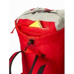 Alpha FL 40 Backpack Dynasty Top Access Pocket