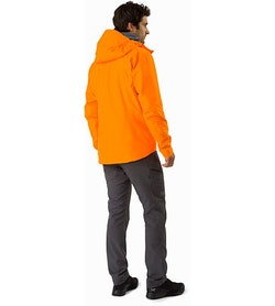 Alpha FL Jacket Beacon Back View