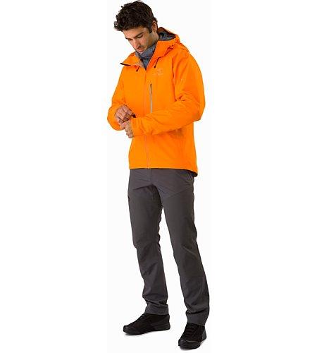 Arcteryx Alpha AR Jacket Men GORE TEX® Pro Jacke | Ausrüstung fürs Klettern Bergsteigen & Outdoor