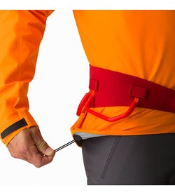 Alpha FL Jacket Beacon Hem Adjuster