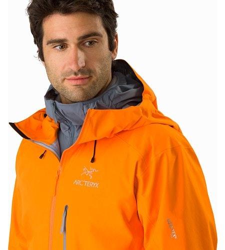 Alpha FL Jacket Beacon Open Collar