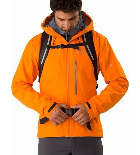 Alpha FL Jacket Beacon Outfit