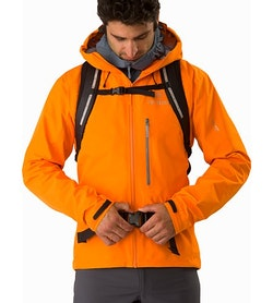 Alpha FL Jacket Beacon Outfit