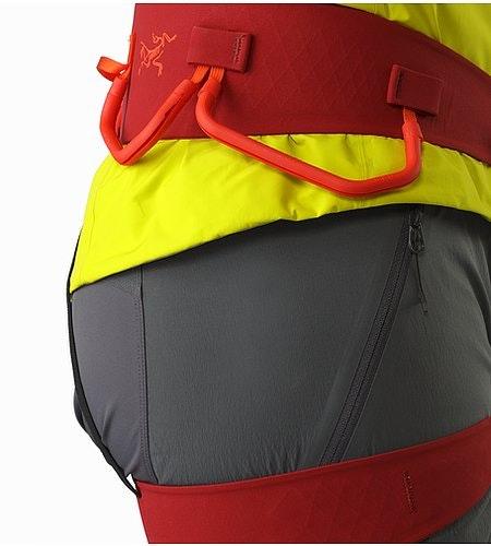 Alpha FL Jacket Lichen Hemlock