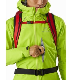 Alpha FL Jacket Pulse Chest Pocket 2