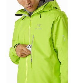 Alpha FL Jacket Pulse Chest Pocket