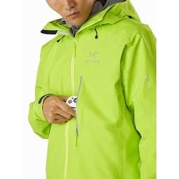 Alpha FL Jacket Pulse Chest Pocket