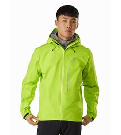 Alpha FL Jacket Pulse Front View