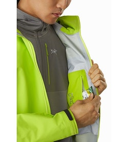 Alpha FL Jacket Pulse Internal Security Pocket