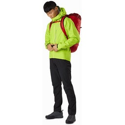 Alpha FL Jacket Pulse Outfit