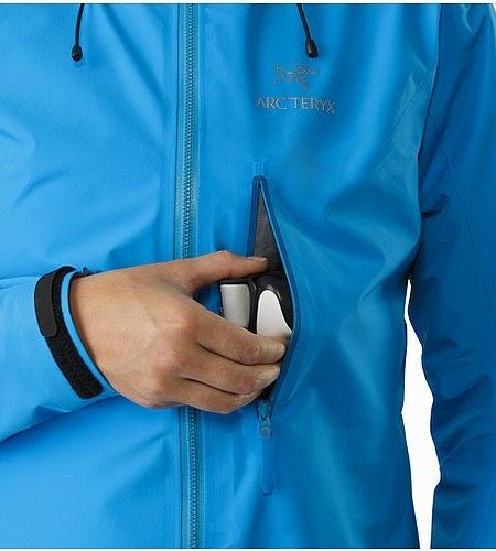 Alpha FL Jacket Women's Baja External Pocket