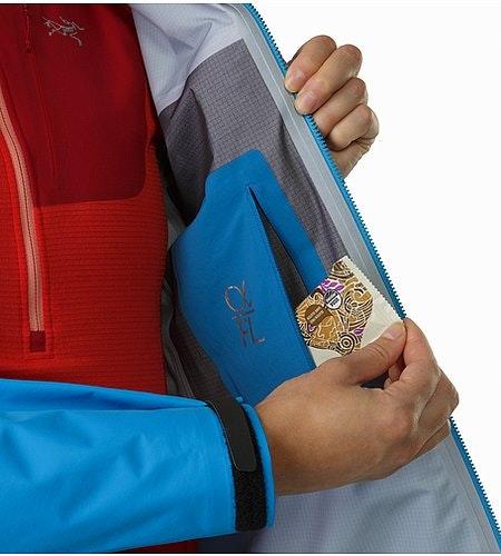Alpha FL Jacket Women's Baja Internal Pocket